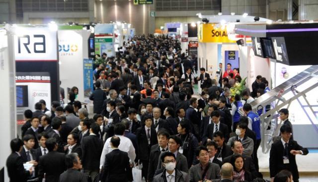 電力自由化EXPO2015の様子