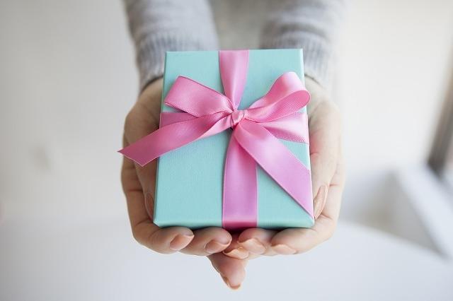 心をこめたプレゼント