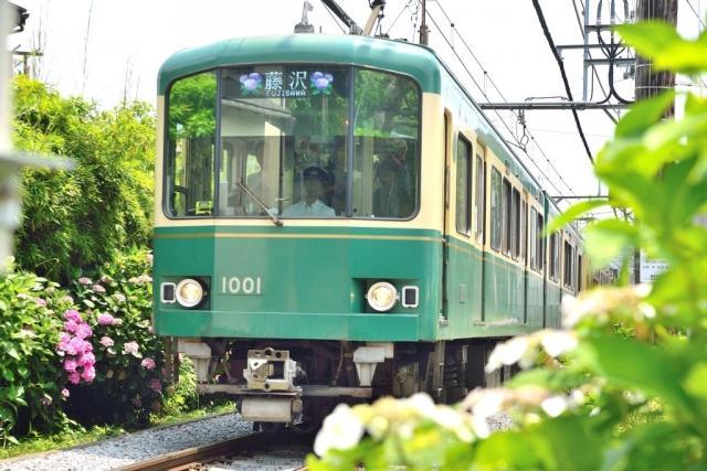 湘南の江ノ電