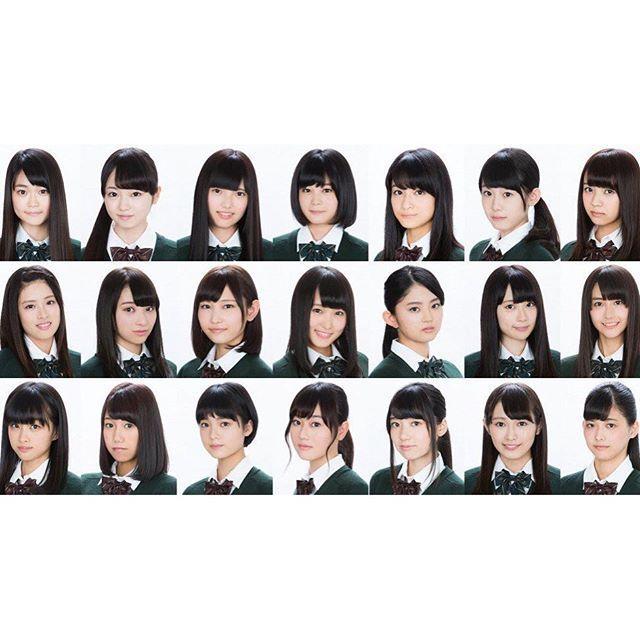 """""""欅坂46のメンバー"""""""