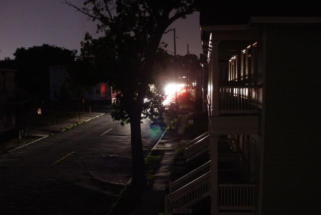 アメリカ停電