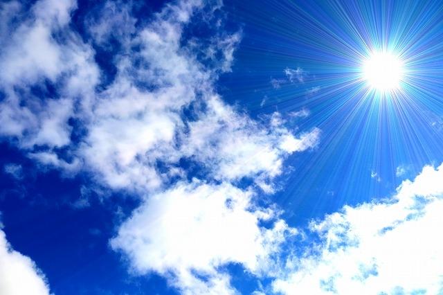 """""""太陽のエネルギーは無限です。"""""""