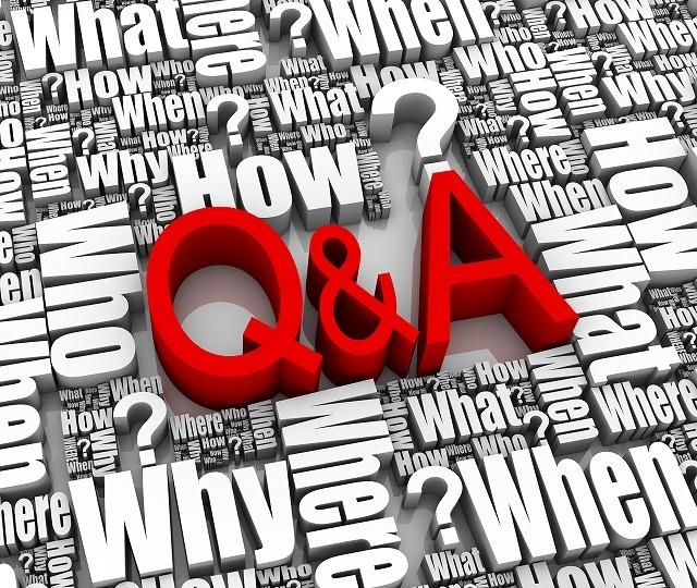 """Q&A"""