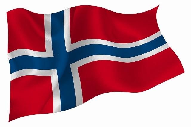 """""""ノルウェー国旗"""""""