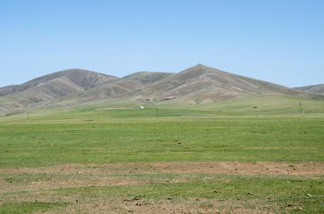 モンゴルの土地
