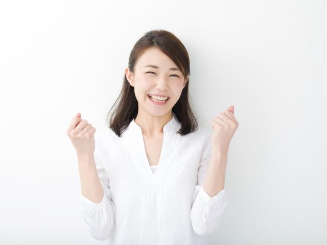 """""""ガッツポーズ"""""""