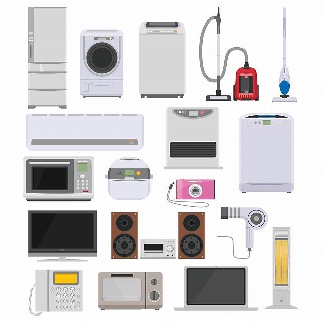 """""""不要な家電を一度見直すだけで、節電、節約につながりますよ。"""""""