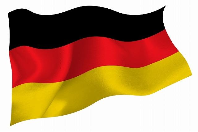 """""""ドイツの国旗"""""""