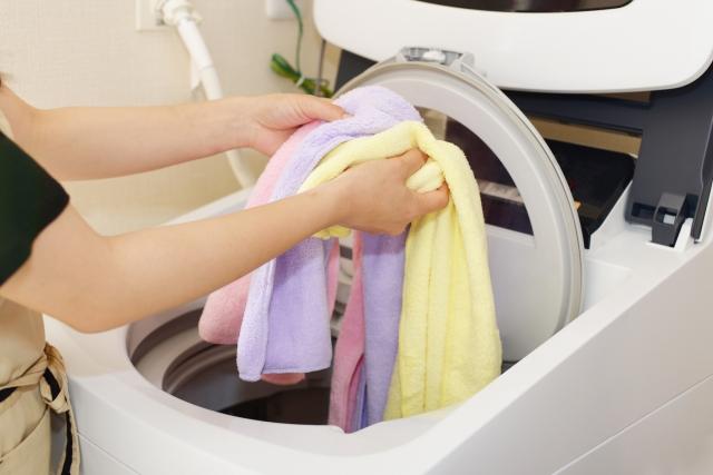 """""""縦型式洗濯機"""""""