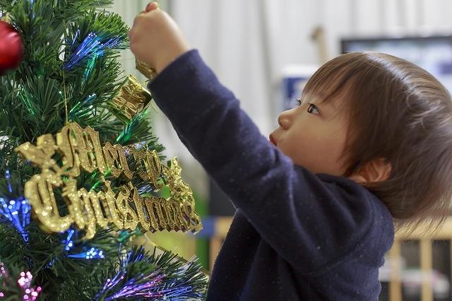 """""""クリスマスツリー飾り付け"""""""