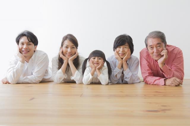 """""""5人家族"""""""