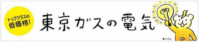 """""""東京ガスのプラン"""""""