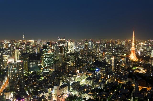 """""""東京都市風景"""""""
