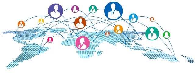 世界のソーシャルネットワーク