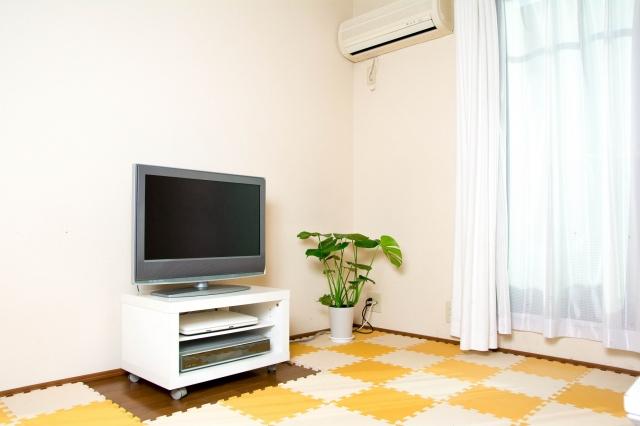エアコンとテレビ